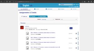 ingilizce kursu MyEnglishLab1